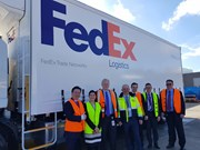 FedEx hails local Logistics arm launch