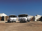 Hino beefs up 300 Series Built to Go range