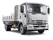 Isuzu bolsters tipper range with F Series addition