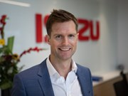 New strategy chief for Isuzu