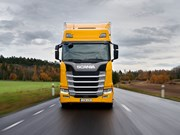 Scania lauds the 540 S in its win over Euro rivals