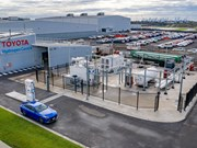 Toyota green hydrogen plant commissioned in Victoria