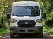 New Ford Transit recalled over driveshaft issue