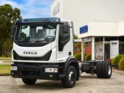 Iveco Eurocargo now with dual-control option