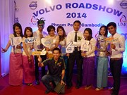 Volvo now Cambodia's top construction equipment brand