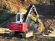 Madill 2850C Log Loader: making the right moves…