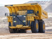 Komatsu announces its largest ever haul truck