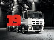 Isuzu crowned number one-supplier of new trucks in NZ