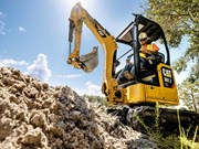 Cover story: Cat's new next-generation mini excavator range