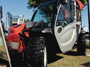 Video: Manitou MT-X 625 telehandler (DDT 2019)