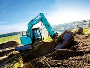 All-new Kobelco excavators