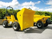 Product feature: NC site dumpers