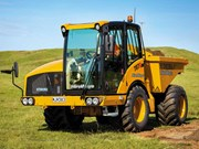 Product feature: Hydrema 707G dumper