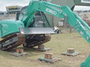 Video: Kobelco SK75SR-7 at Turners Truck & Machinery Show 2019