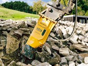 Product feature: HB14 hydraulic breaker from Volvo CE