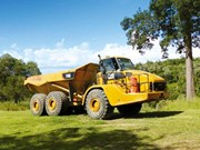 Review: Caterpillar 740 articulated dump truck