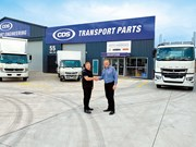 New Fuso parts and service dealer for Tauranga