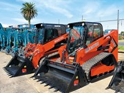 Manitou loaders now in New Zealand