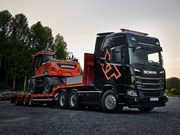Mid-2021 for new Scania V8