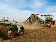 Test: the latest evolution of the Taege 6m air seeder
