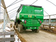 Keenan Mech Fibre 370 mixer wagon review