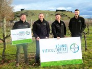 Young Viticulturist of the Year 2016 competitions