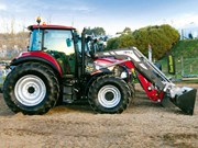 Top Tractor 2016: Case IH Farmall 115U