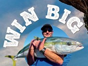 Yamaha's big fishing trip competition