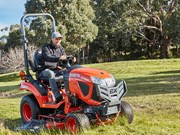 New Kubota line-up