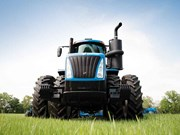 Profile: New Holland T9