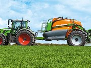 Amazone releases new new UX 01 trailed sprayers