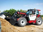Manitou NewAg telehandlers launch in NZ