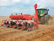 New eight-row sowing from Kuhn