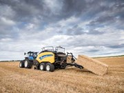 New Holland launches Big Baler Plus Series