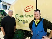 Comprima X-treme helps Wairarapa contractor
