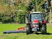 Test: SIP 340S Silvercut disc mower