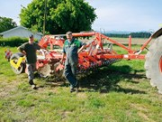 Profile: Pottinger Terradisc 5001T disc harrow