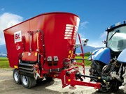 Cover Story: BvL V-Mix Mixer Wagon