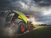 Claas announces 40,000th Jaguar harvester