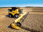 Award recognition for New Holland agriculture