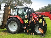Massey Ferguson legacy passes to next generation