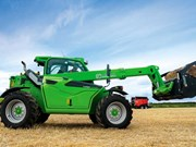 Test: Merlo Turbo Farmer 42.7 CS 140