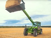 Video: Merlo Turbo Farmer 42.7 CS 140