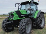 Video: Deutz-Fahr 6140