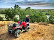Test: Can-Am Outlander Pro 650