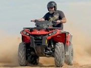 Video: Can-Am Outlander