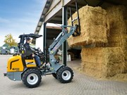 Tobroco-Giant introduces new articulated loaders