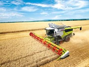 Profile: Claas Lexion 8000/7000