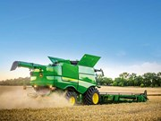 Profile: John Deere S-series