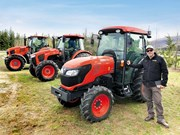 Event: Kubota NZ unveils latest offerings in Queenstown
